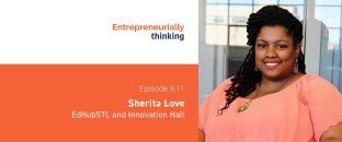 Sherita Love | EdHubSTL and Innovation Hall