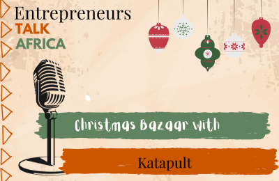 Xmas Bazaar – With Jade from Katapult