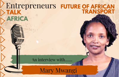 The future of African Public Transportation – With Mary Mwangi