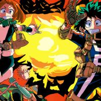 Boku no Hero Academia: Review Final