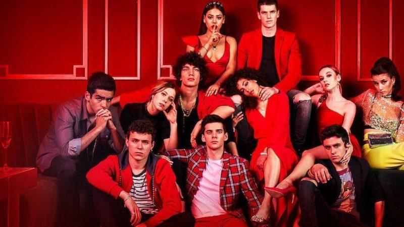 Elite | Quarta temporada estreia em junho pela Netflix