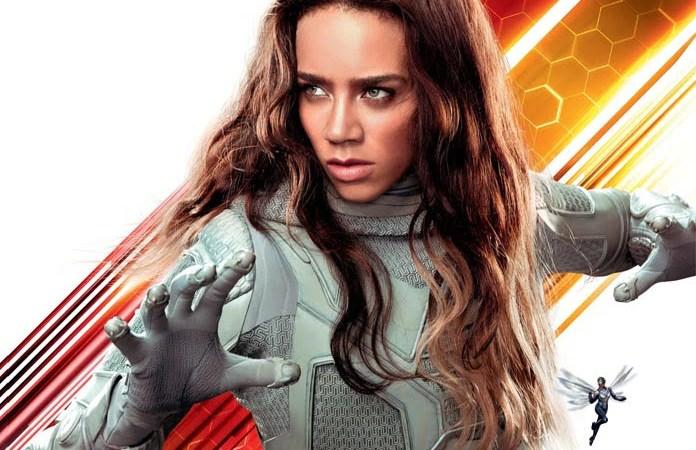 Hannah John-Kamen será protagonista de 'Red Sonja'