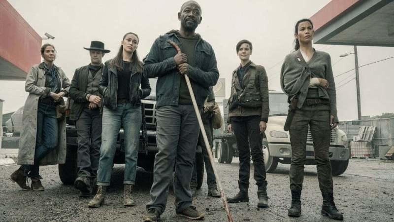 Sétima temporada de 'Fear The Walking Dead' ganha data de estreia nos EUA