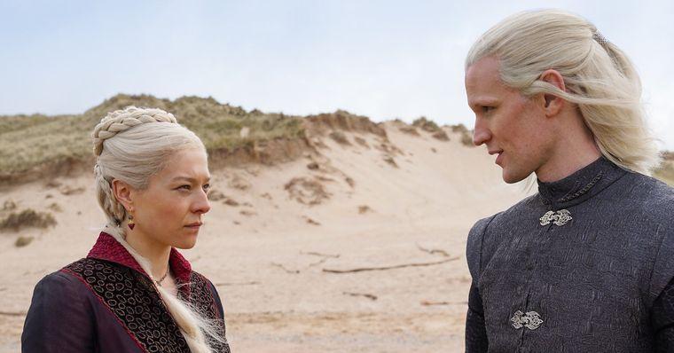 'House of the Dragon' ganha primeiro teaser