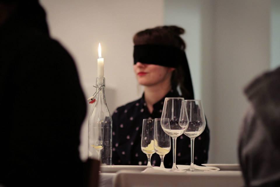 Blind Dinner  Entretempo Kitchen Gallery