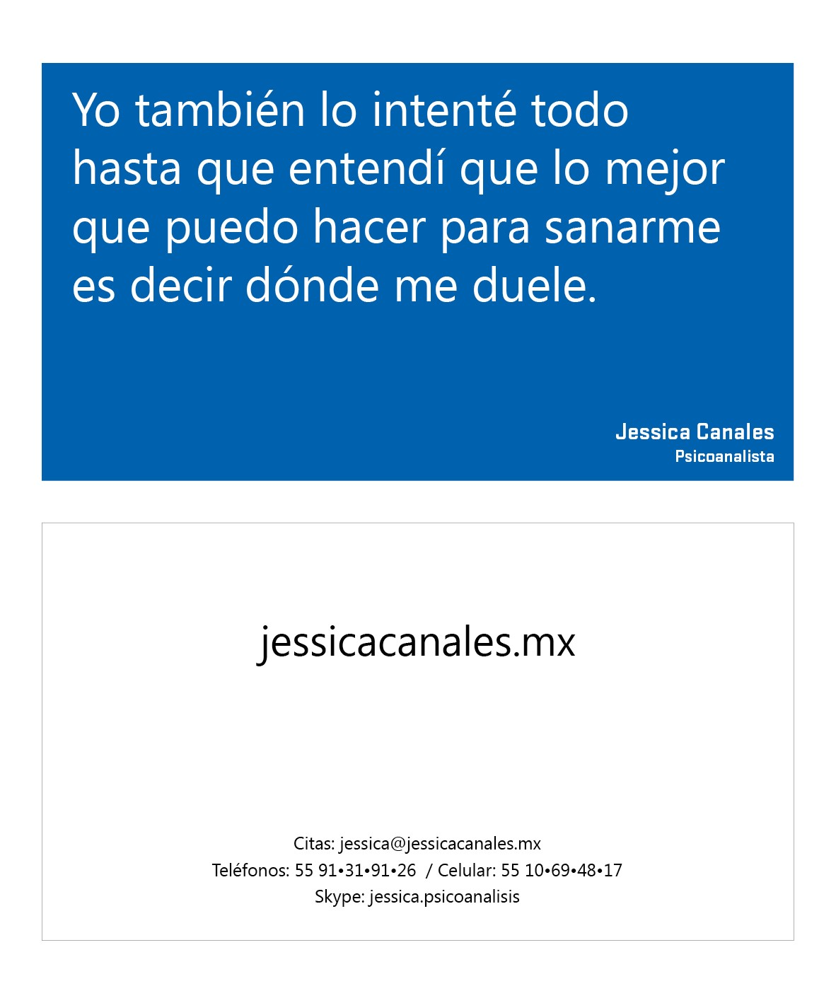 jessica canales