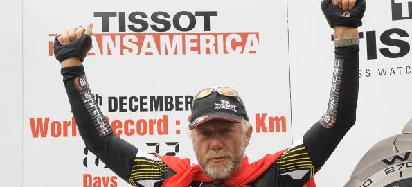Tissot Transamérica 2008