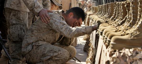 La vida después de Irak- Infinito.