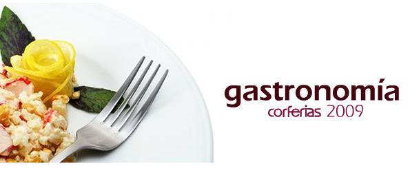 IV Feria Gastronomía 2009 - Corferias