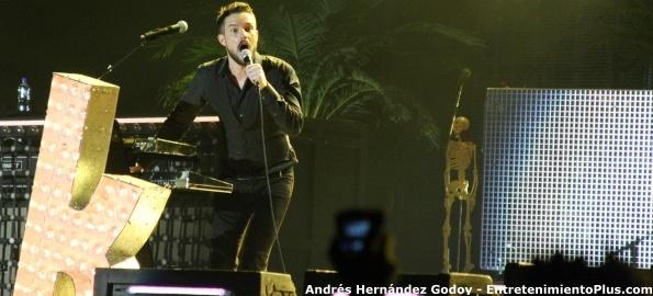 The Killers en Colombia