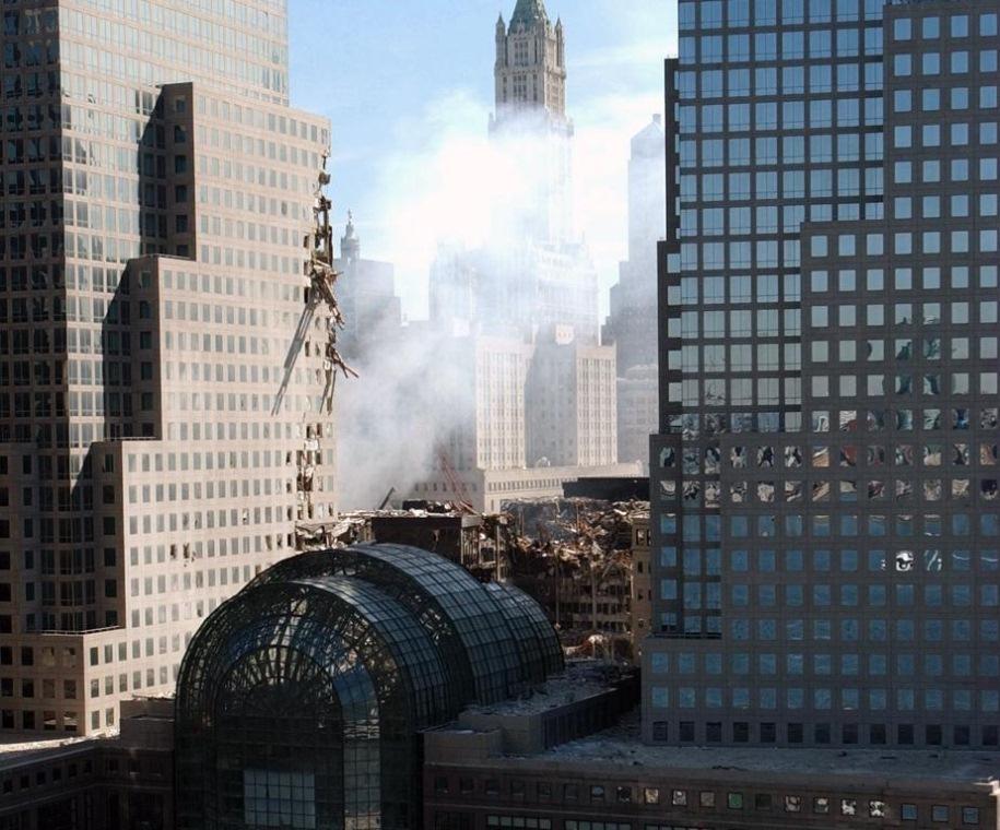 Diez años del 9-11 por History Channel