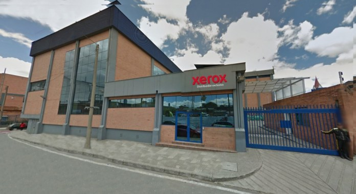 Xerox Edificio - Bogotá, Colombia