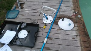 matériel recherche de fuite piscine