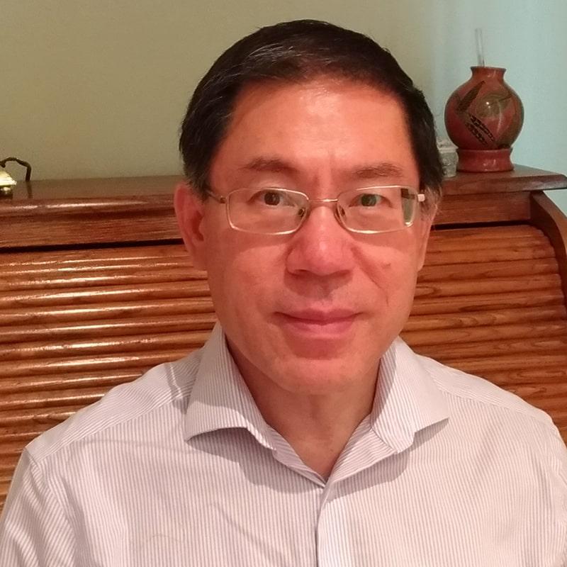 Portrait Yves Cheng