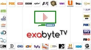 La lista remota de exabyte con canales españoles para Kodi 2017