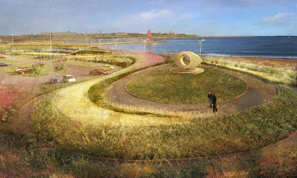 littlehaven promenade & seawall