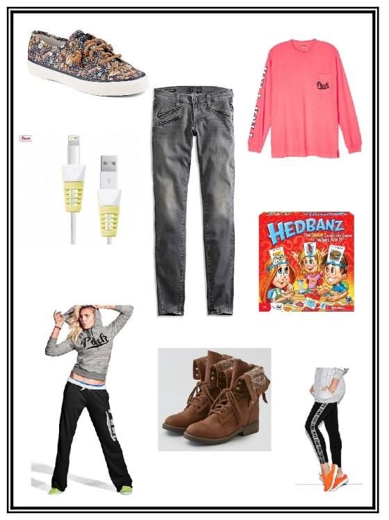 Girl's Gift Ideas 2015