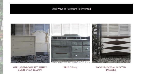 EntriWays Furniture Re-Invented