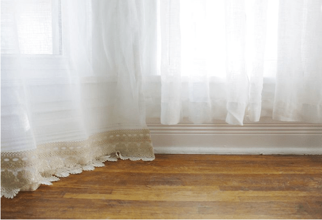 Curtain Lace Trim