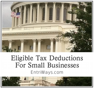 Eligible Tax Deductions for Small Businesses