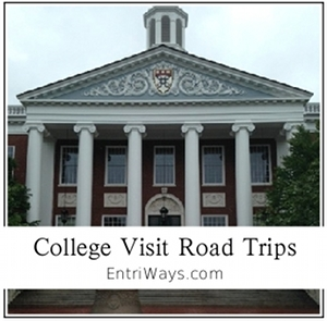 College Visit Road Trips sq
