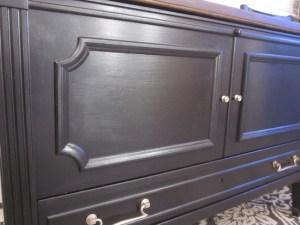 black cedar chest