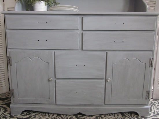 Blue Gray Hutch 8