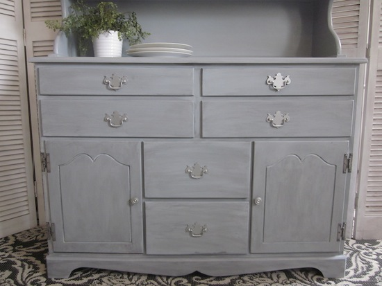 Blue Gray Hutch 9
