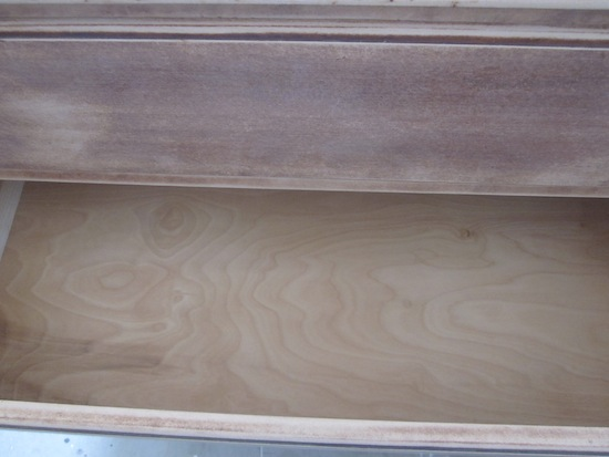 Rock Maple Dresser 2