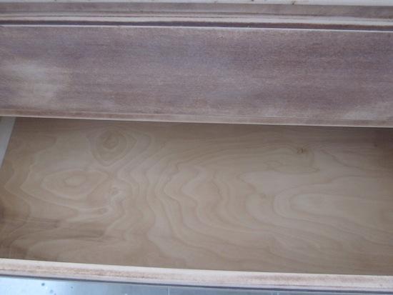 Rock Maple Dresser 2