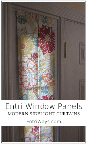 Sidelight, Entri Window Panels