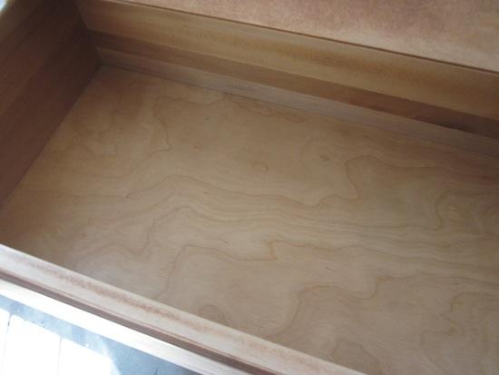 Tall Rock Maple Dresser 3