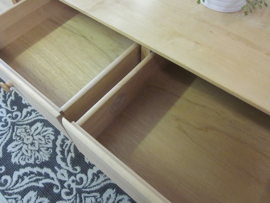 Blonde Maple Dresser 6
