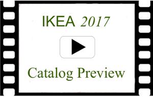 IKEA 2017 Catalog Preview