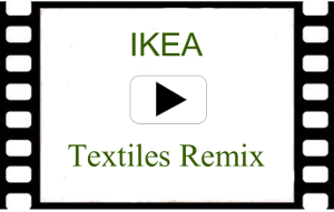 IKEA:  Textiles Remix