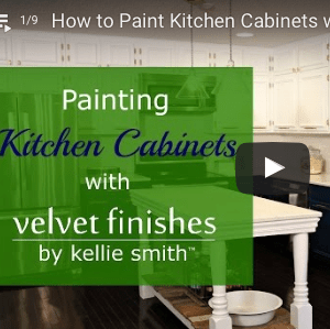 Painting Kitchen Cabinets |  How to & Color Inspiration