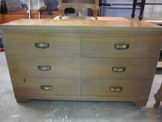 Restoraton Hardware Style Dresser