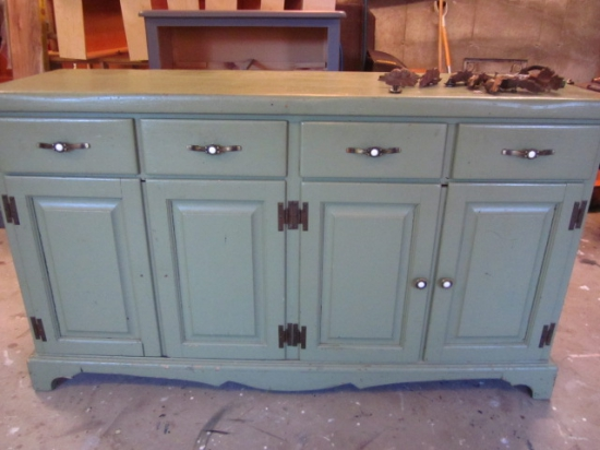 Old World Sideboard II