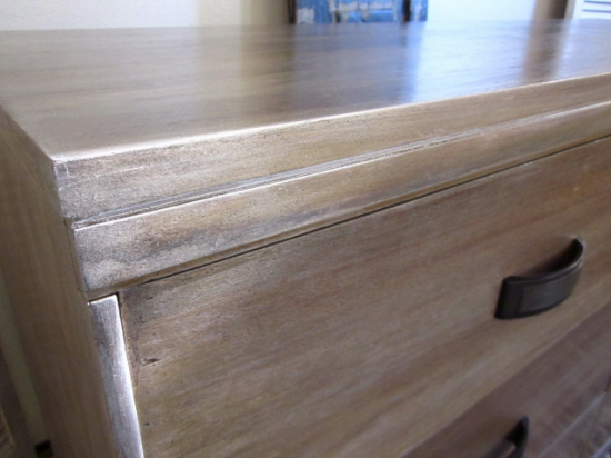Restoration Hardware style 6-drawer dresser
