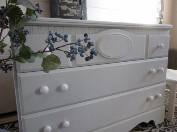 Woodlawn Blue dresser