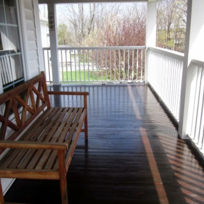 Deck Stain For Outdoor Porch Floors