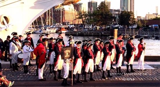 Tall Ships Boston 2017
