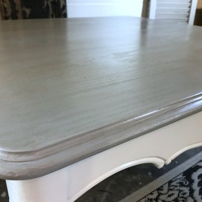 How to Acheive the Perfect Driftwood Finish Coffee Table