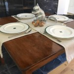 Kids' Thanksgiving Table & Table Runners