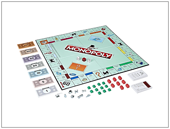 Gifts for Boys, Monopoly