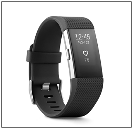 Gifts for Men, Fitbit Black