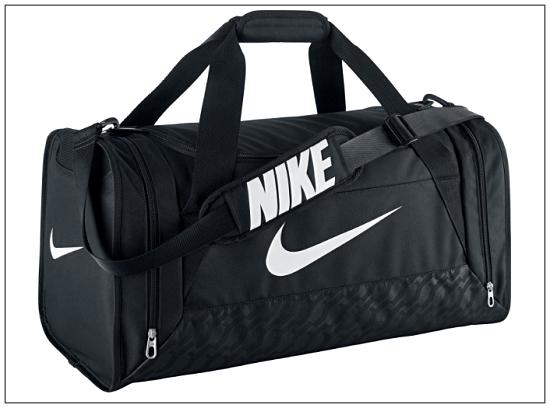 Gifts for Him, Nike Duffle Bag Black