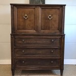 Old World Expresso Stained Chest