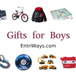 Gift Guide:  Gifts for Boys