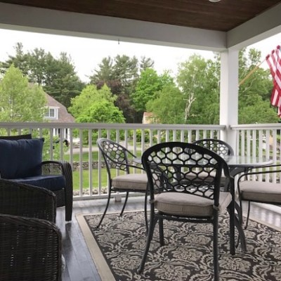 Outdoor Decorating on a Budget